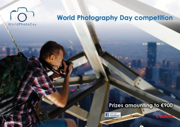 Canon Malta,Competition,World Photography Day