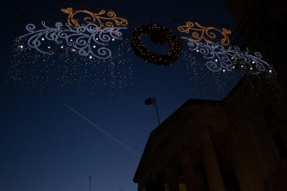 Christmas, Malta,Circus Malta,Valletta