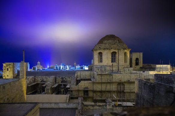 Home, Valletta, Circus Malta,Fort St.Elmo