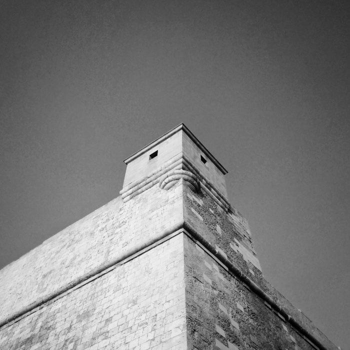 Watch tower, Cittadella in Gozo