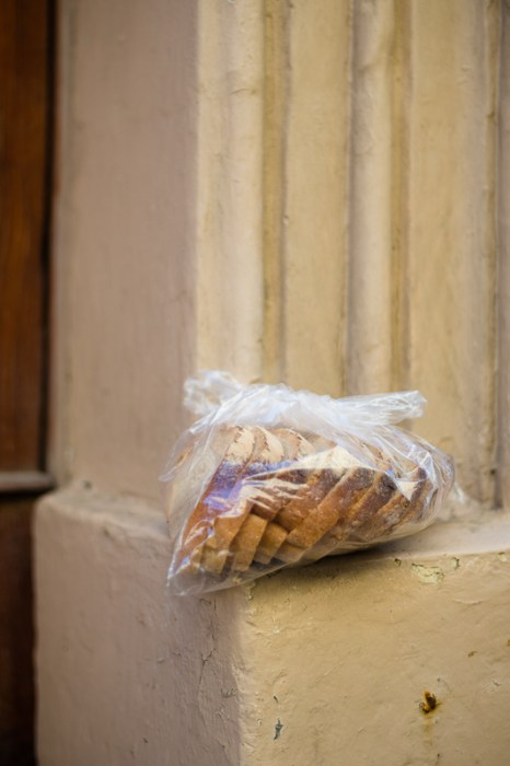 Maltese tradition, bread