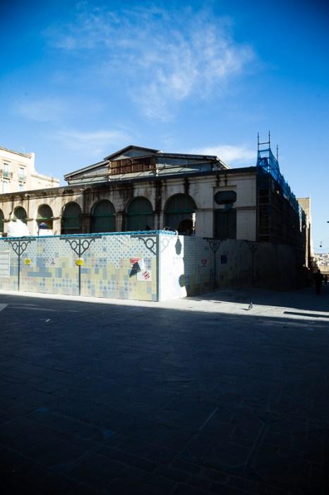 Suq tal Belt, Valletta, Market, Restoration