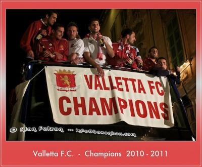 Valletta Champions Celebrations - 17 April