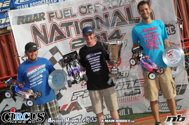 podium buggy nats