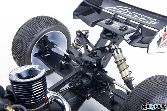S350T Pro Truggy details arr