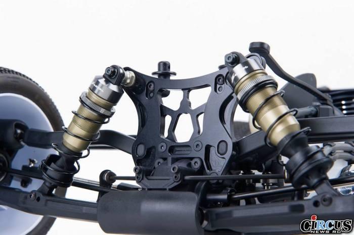S350T Pro Truggy details av