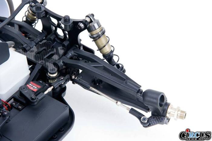S350T Pro Truggy details direction