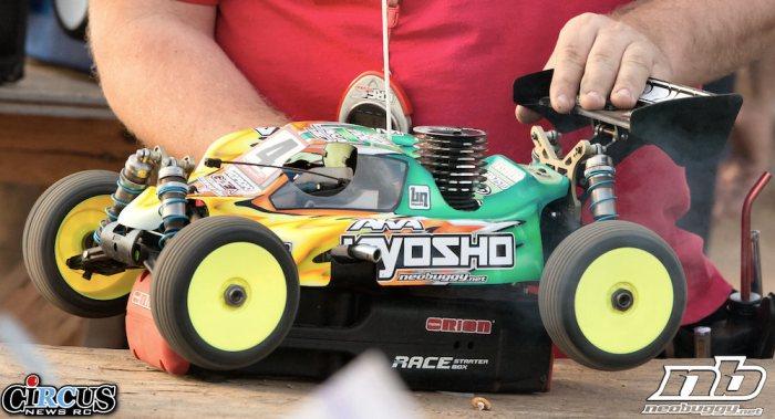 ronnefalk mp9 stands moteur