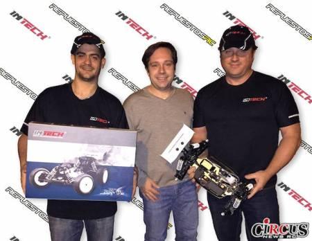 Richi Garcia Jonander Fernandez INTECH Racing