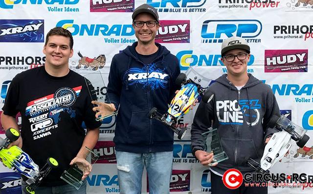 Austrian Nats Rd4 podium