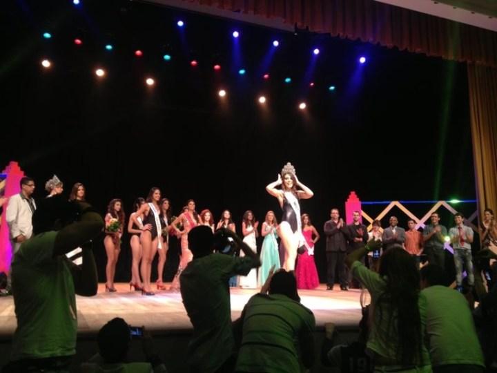 A moça bonita da praia de Boa Viagem Miss Recife 2013