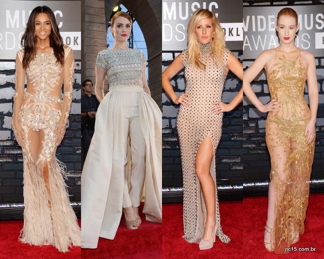 Ciara, Holland Roden, Ellie Goulding e Iggy Azalea