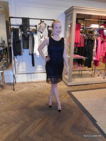 ...Para fechar com chave de ouro, a perfeição em forma de vestido!!!