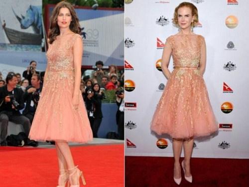 Laetitia Casta x Nicole Kidman Rouba na mior também