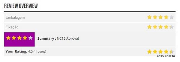novo esquema de reviews para nossas publicações no nc15blog
