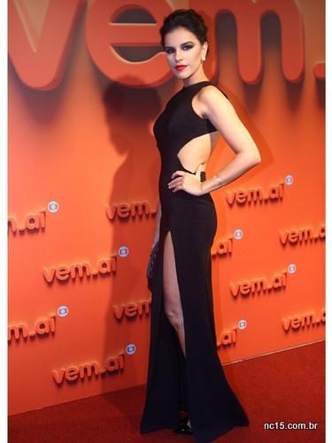 Mariana Rios linda e sexy no vem ai da Globo