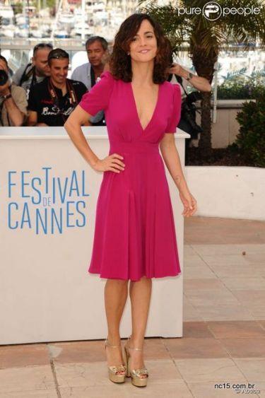 Alice Braga em Cannes