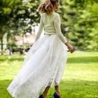 O vestido de noiva de Olivia Palermo