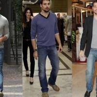 Moda para Eles: o estilo de Cauã Reymond