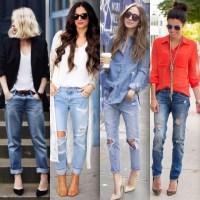 11 ideias de como usar calça boyfriend