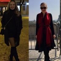 8 looks para curtir a primavera de Paris em família