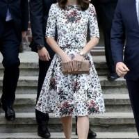 O novo estilo clássico de Kate Middleton