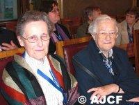 AJCF. Remise du prix aux soeurs de Notre-Dame de Sion. 2012