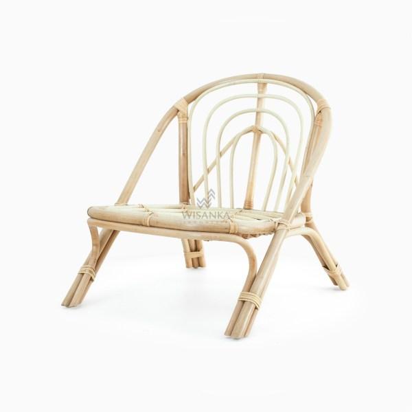 Bruce Kids Chair - Wicker Kids Furniture