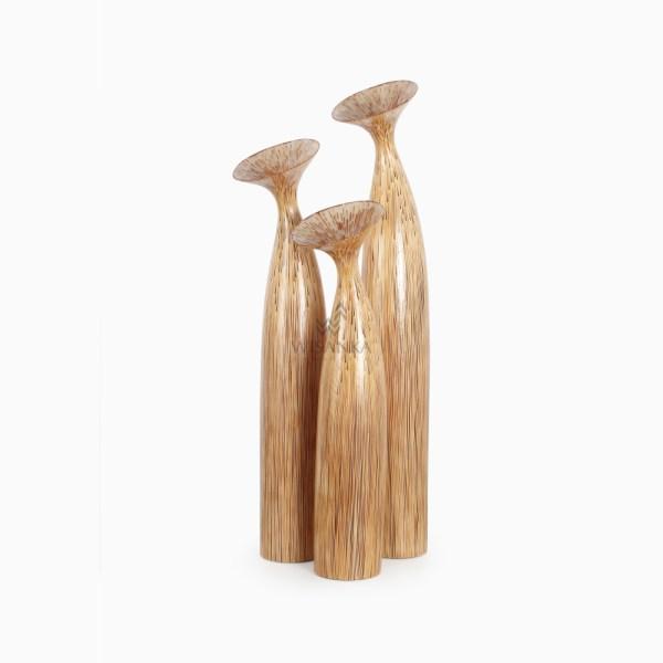 Liana Floor Lamp - Natural Rattan Standing Lamp