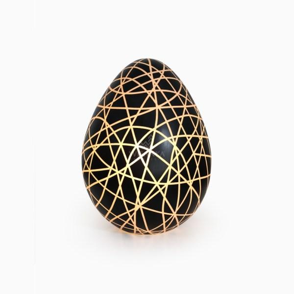 Eggie Floor Lamp - Resin Craft Décor