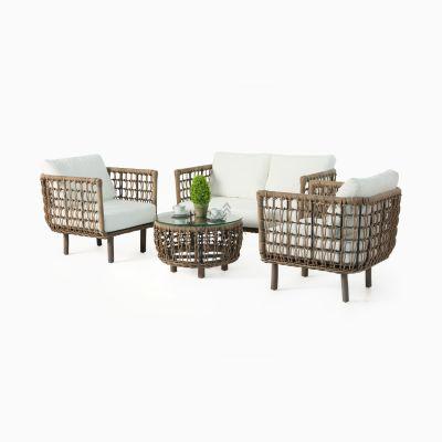Сеси за живеење Сиси - Комплет за мебел за градини