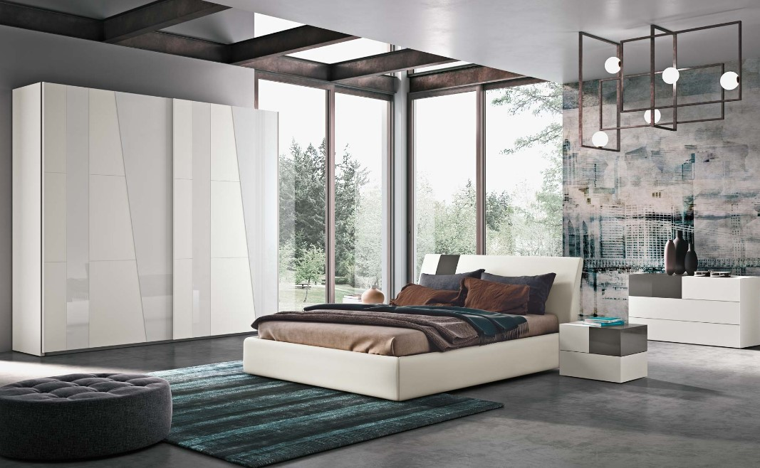 Visualizza le nostre camere da letto online. Camere Da Letto Zona Notte Napoli Cirella Arredamenti