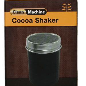 plastic cocco shaker by clean machine