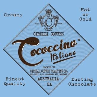 Cococcino Italiano Dusting & Drinking Chocolate