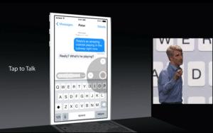Conférence Apple WWDC 2014 : les nouveautés d'iOS8 9
