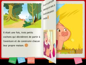 Test – Les Trois Petits Cochons HD