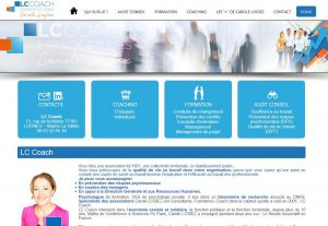Carole Logiez LC Coach site web