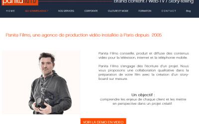 Conseil et Formation digitale de Panita Films