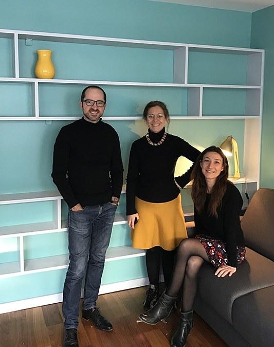 Optimiser l'espace pour rendre un studio plus spacieux : reportage pour Noëlle Roques, architecte d'intérieur