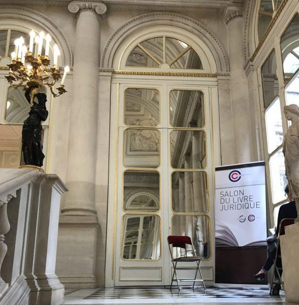 Salon du Livre Juridique à Paris : des dédicaces, des prix, des legaltechs... et une belle surprise ! 2
