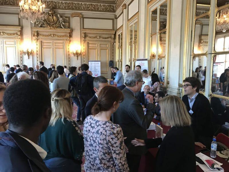 Salon du Livre Juridique à Paris : des dédicaces, des prix, des legaltechs… et une belle surprise !