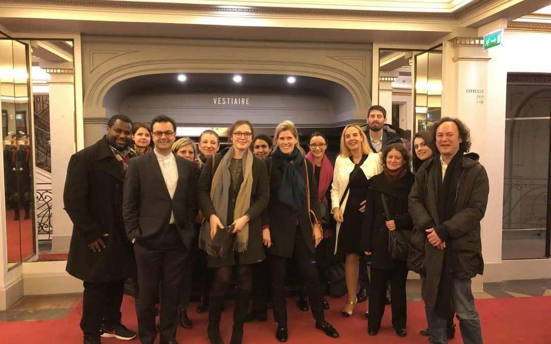Les Avocats au théâtre : Eric Dupond-Moretti à la barre