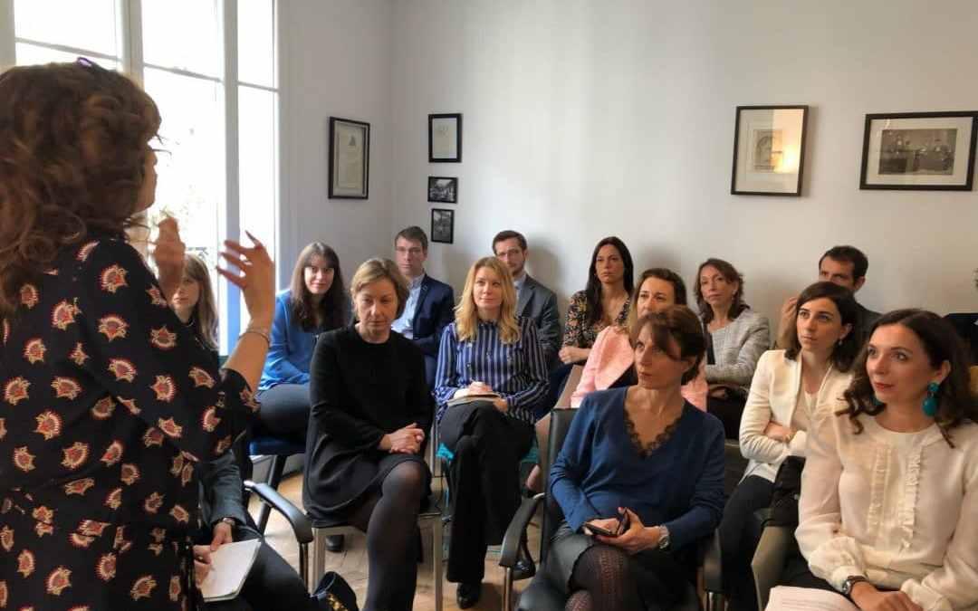 Chez Humanethic pour la communication digitale des professions libérales