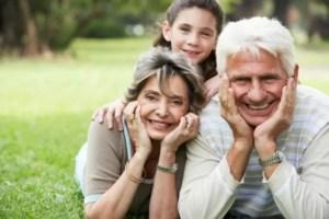 nonni e nipotina bis