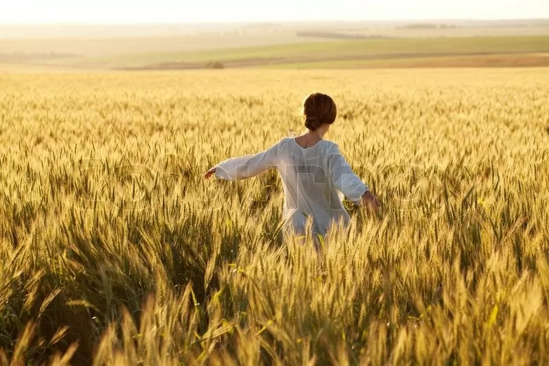 vivere con lentezza il campo di gano
