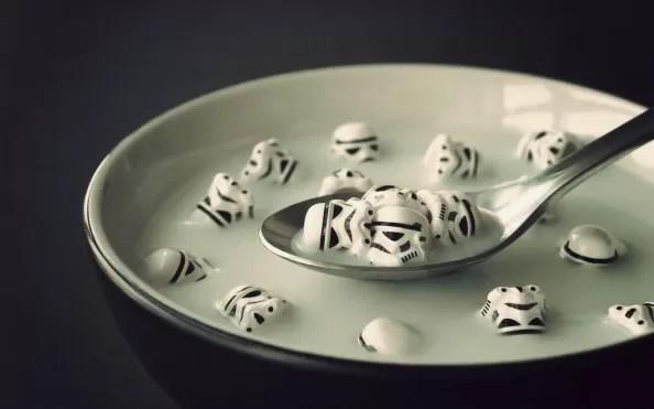 cibi di Star Wars - Zuppa di cereali