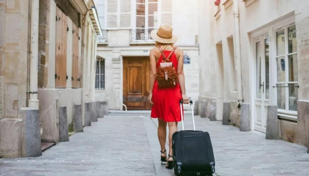 partire per le vacanze
