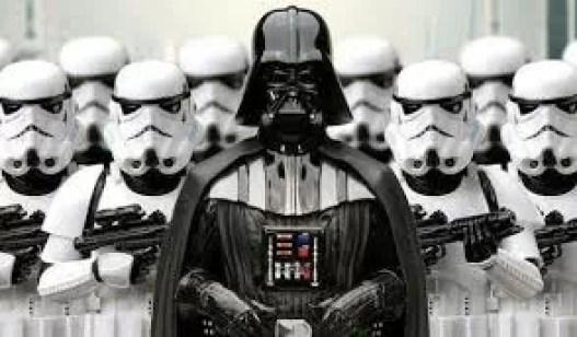 Darth Vader leader