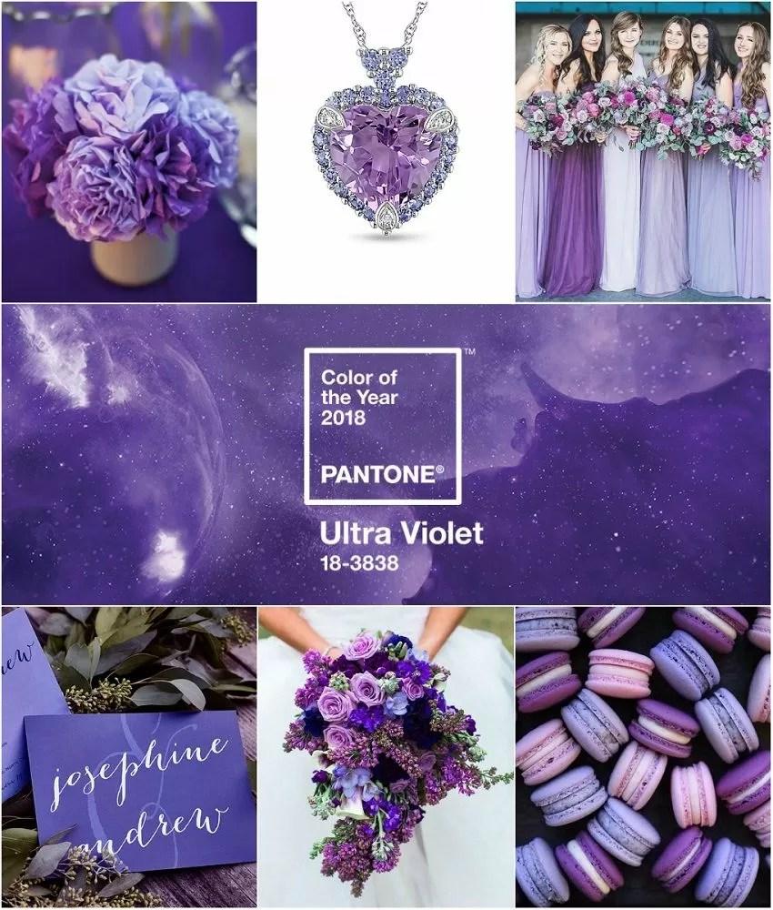colori pantone ultra violet