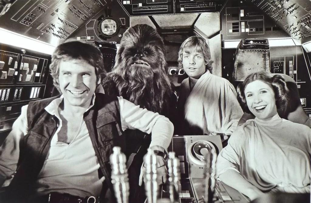 lezioni di Star Wars
